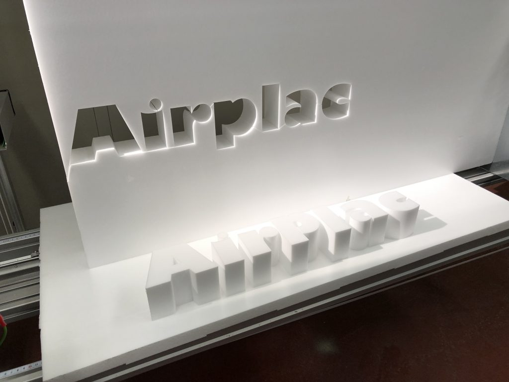 xps-3D-Buchstaben